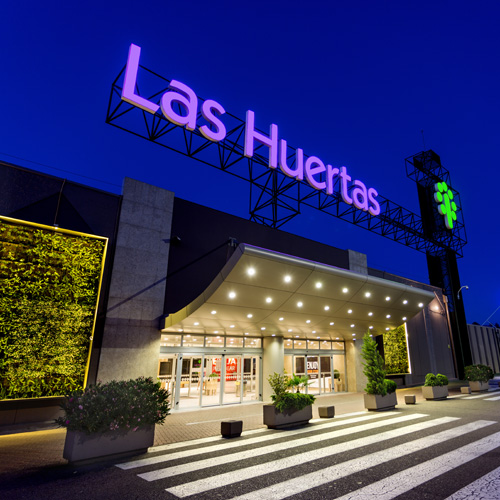 Las Huertas Shopping Centre