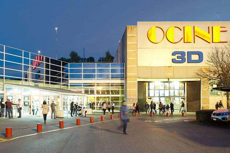 Outdoor Txingudi Shopping Centre