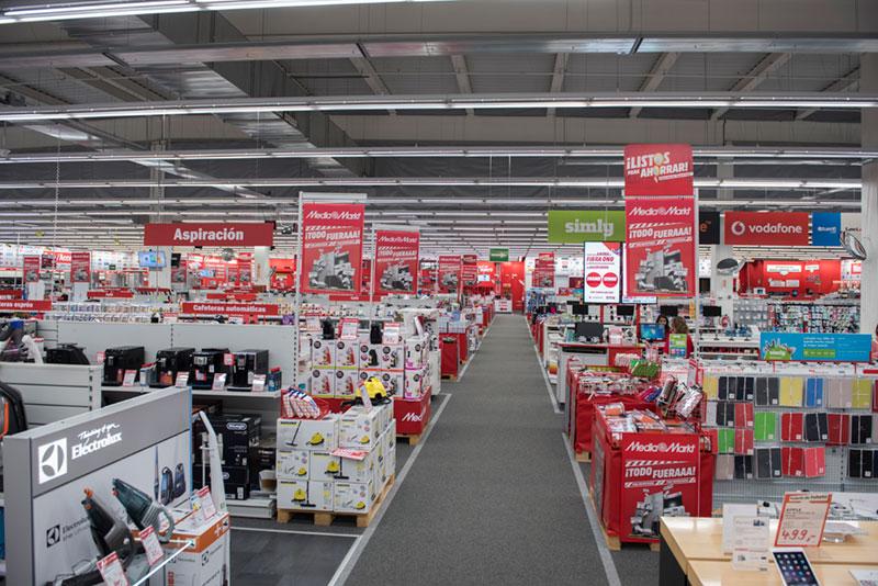 Interior Media Markt