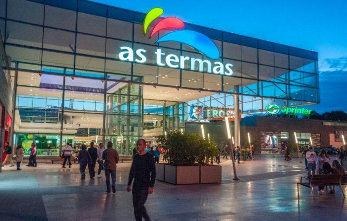 Centro Comercial As Termas LAR España