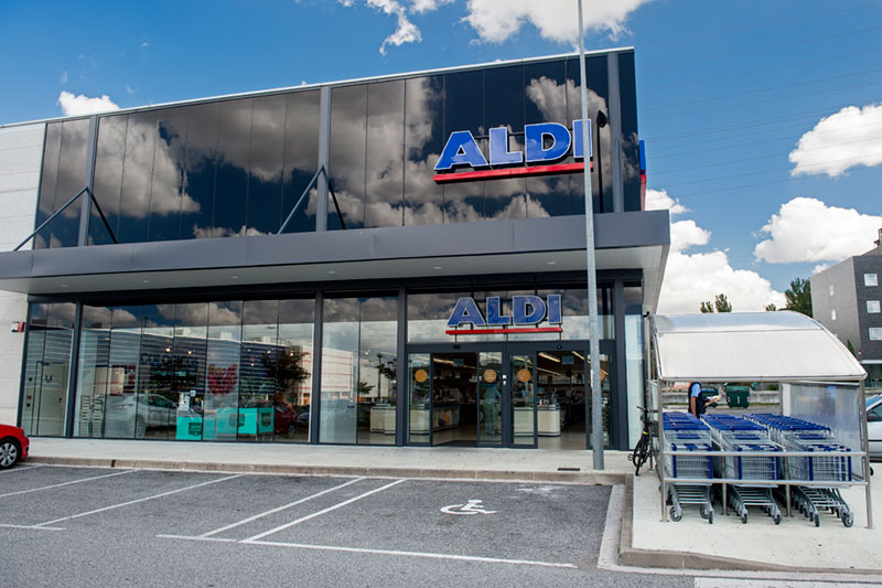 Outdoor Aldi