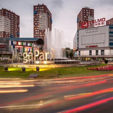 Retail Complex Megapark Barakaldo