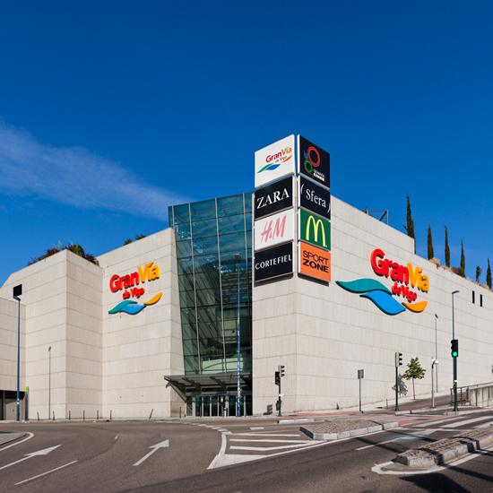 Shopping Centre Gran Vía de Vigo