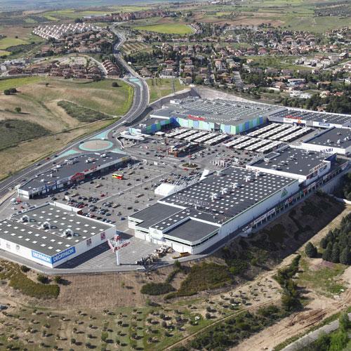 Abadía Retail Park
