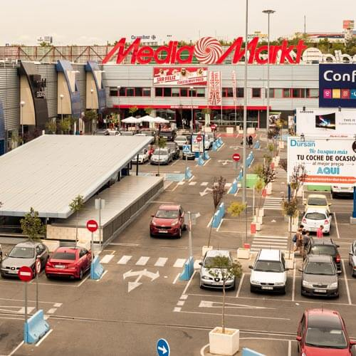 Centro Comercial Rivas Futura