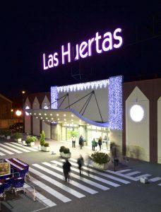 Centro Comercial Las Huertas LAR España
