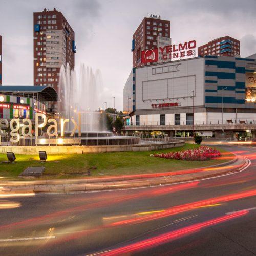 Parque Comercial Megapark LAR España